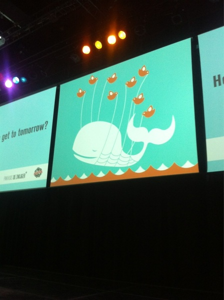 Tweet tweet.. failwhale &quot;Sorry&quot; #sagollapdz 