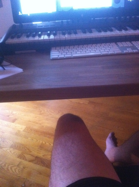 @crazy4trance @janeblaney studio slumming