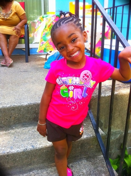 7/24/2008 my baby, 1st born, honey bun will be 3, isn't she beautiful , I love her so much! She is a blessing!