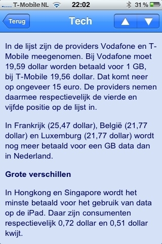 EU commissioner Kroes look at the difference in these data rates between #EU and HongKong. #massive #fail