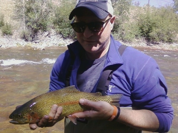 Great Morning on the roaring fork
