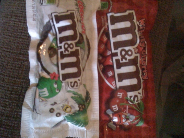 Another score. #m&ms