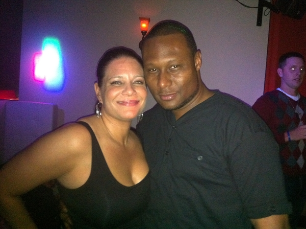 "Chillin with Karen Gravano MOBWIVES on her Birthday ""daughter"" Sammy The Bull."