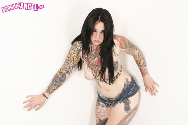 (Part 2) Best Model Burning Angel ''Adahlia Dunham''... She is fucking smokin!!!