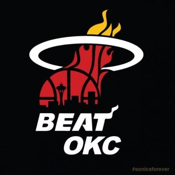 @MickyArison If you are looking for a new Twitter avi for the #NBAFinals please use this.