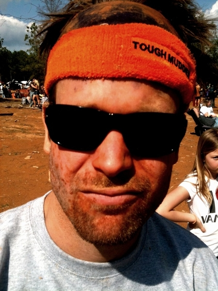 #ToughMudderBaby