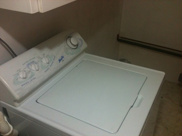Thanks @twomow for finding us a washer, now we need a dryer. Anyone?