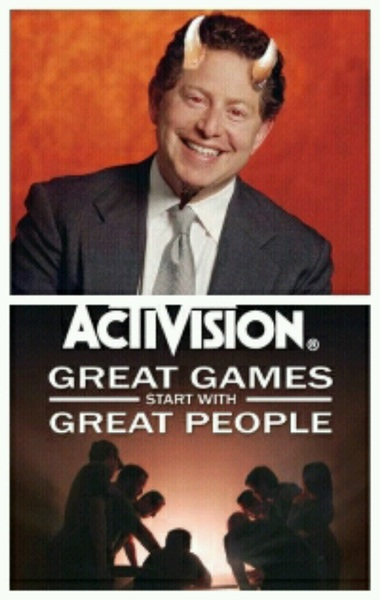 """Great games get fucked up by ppl like Bobby Kotick"" #COD #MW3 #Diss"