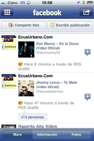 @donmanny33  @lexuselstarman como se ven los Videos en iPhone Facebook ...