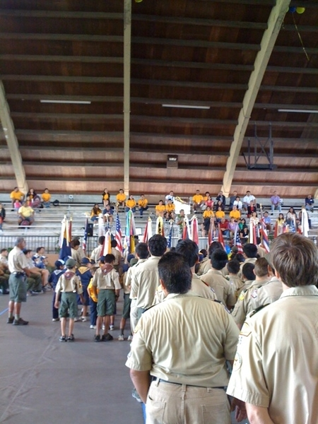 100th Year Anniversary of Boy Scouts - Mayor Billy Kenoi #Makahiki #AlohaCouncil #BSA #Hilo #Hawaii