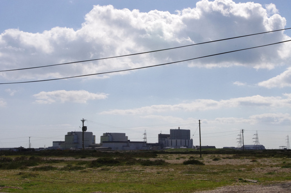 Dungeness Power Station 12th May 2012