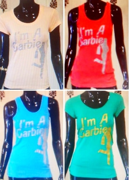 #GARBIES ! Purchase your &quot;I&#039;m A Garbie&quot; tees &amp; tanks NOW via www.shopgarbboutique.com  @ToyaWright [SPRING] (2)