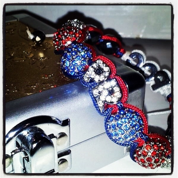 #PuertoRico #Stand Up! #Real #Custom #Shamballa #Bracelets. Available ONLY at @poetikempire - I #Love My #Culture #Pride