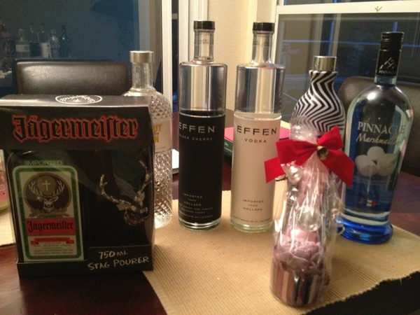 Wooohooo thank u @A1JBLover for my Xmas goodies!!! 