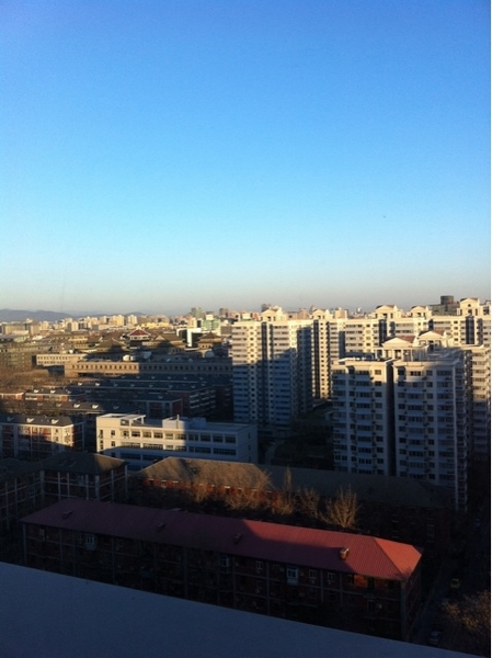 Morning in Beijing