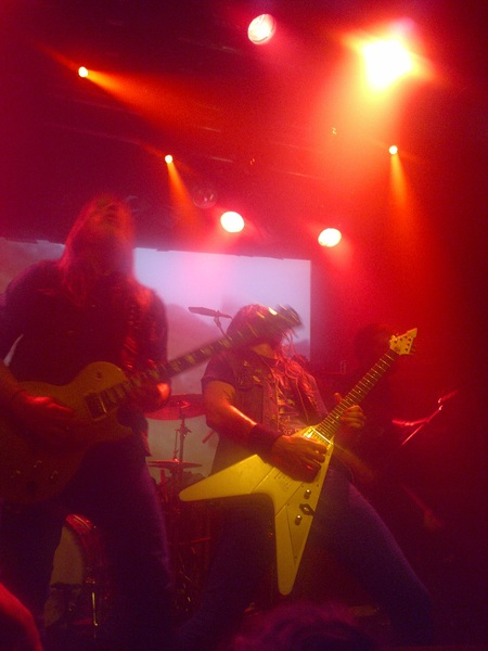 Best band of the evening: Valient Thorr #Roadburn