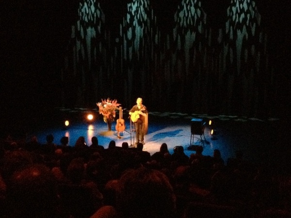 Luka Bloom :-) #LV #Rdam