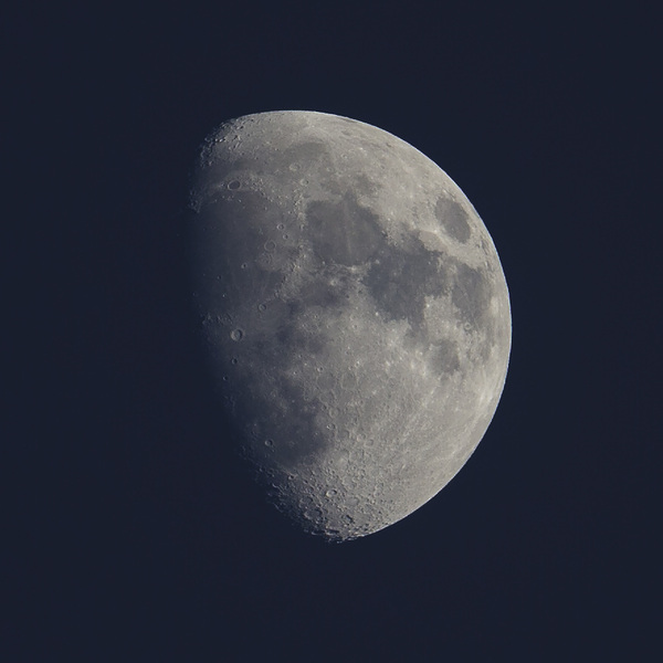 Not quite dark #Luna #moonwatch #bbcstargazing