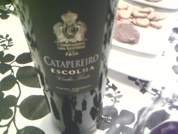 #Vinhodanoite Tinto Catapereiro escolha 14.5
