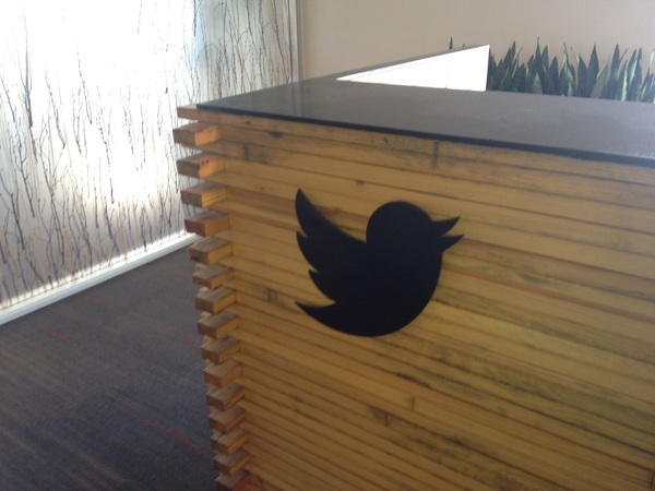At Twitter's beautiful old yet new HQ at 1355 Market - the forth one in as many years - to demo Neue to @twitterapi