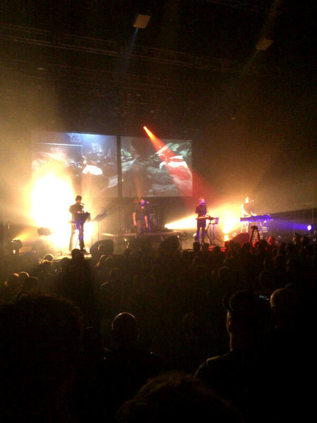 LAIBACH. #incu12