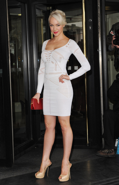 TRIC Awards 2012 , London @emilylscott