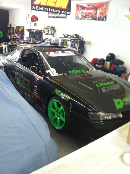 @JawnsJamp4Me 240, with a LS1 engine.. #DriftBeast