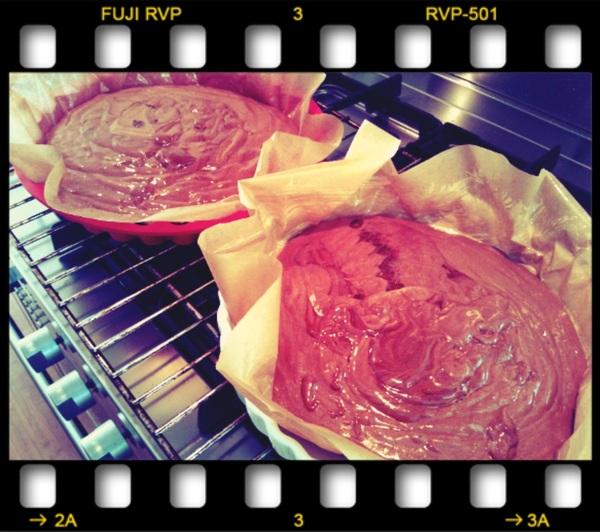Chocoladetaart #makingof