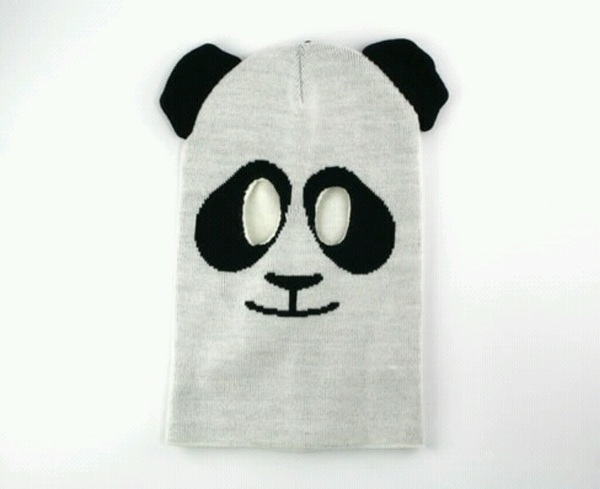 If girls were wearing the panda mask in the HYFR vid cool, NOT rappers looking like crooks. Damn shame. #YISI #NP HYFR