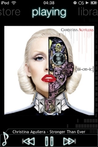 I still wonder why the poor chistina aguilera flopped, only this bonus track makes the album great #