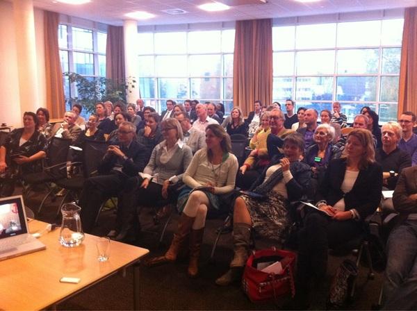 Contentmarketing sessie Ondernemersplaza