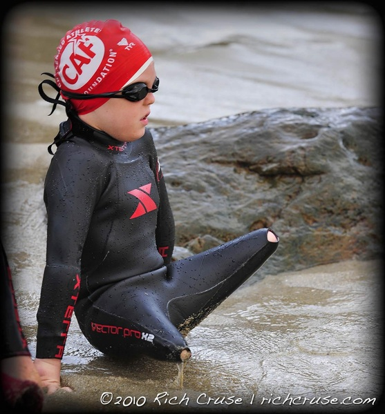 Thanks to @XTERRAWETSUITS for donating a Vortex sleeveless wetsuit to my CAF Fundraiser! Donate! http://bit.ly/QZUtnC