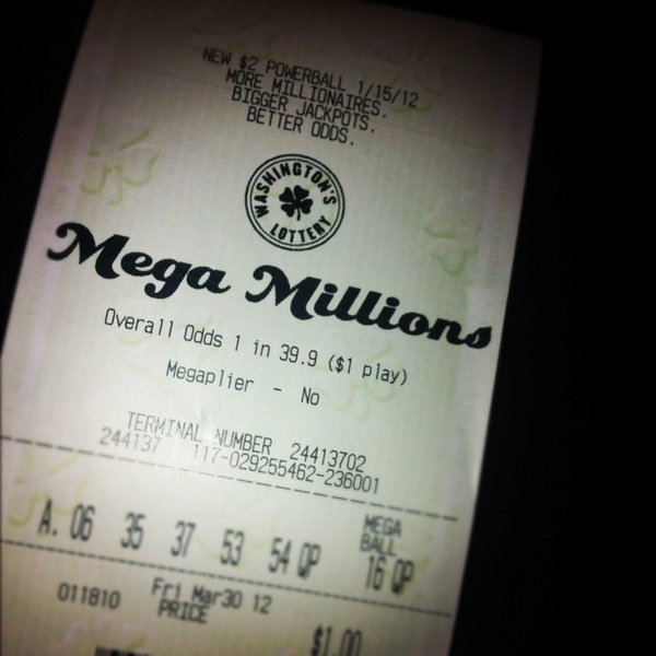 #fingerscrossed #megamillions