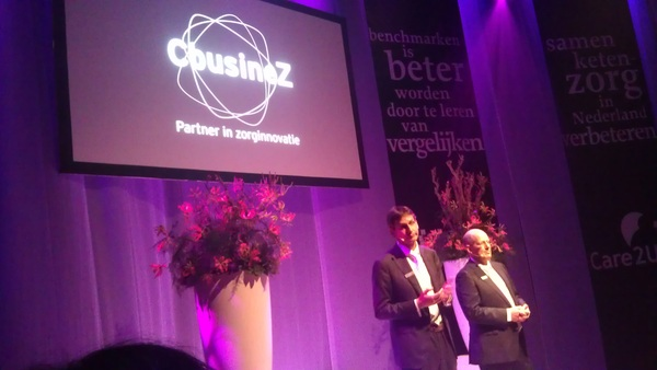 Opening #cbusinez jubileum door @jgbdegroot