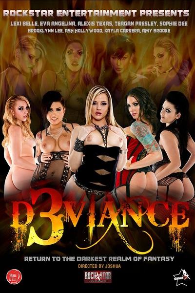 Check out the new cover for D3viance w/