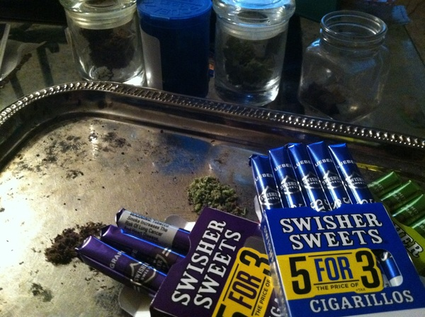 Rolling up