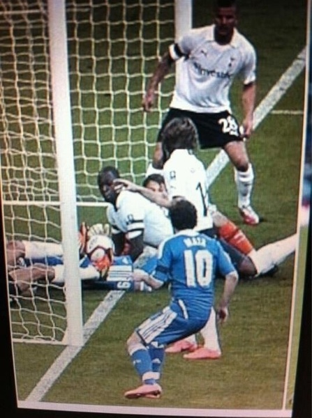 @SoccerByIves nightmare?   Looks over the line to me... #jogon