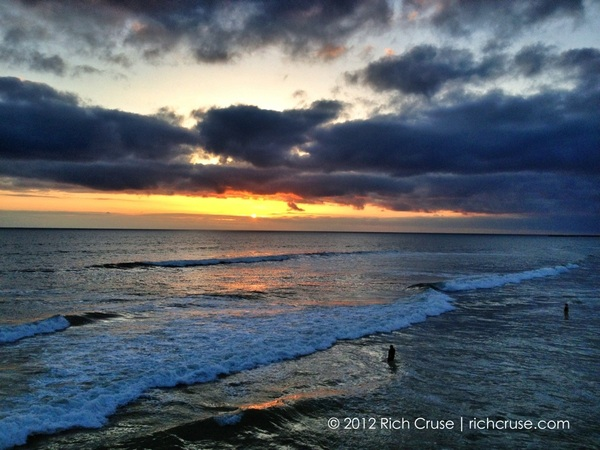 Tonight @VisitOceanside #iphone4s photo