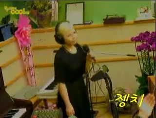 #Sukira Guest performing Ain&#039;t no Mountain high enough~ 