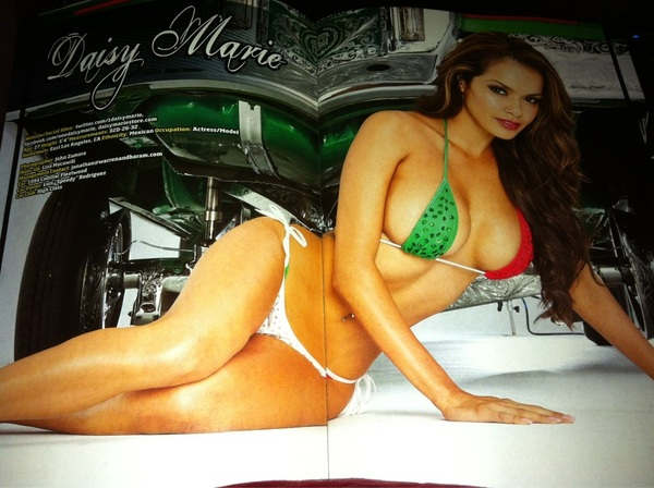 Lowrider Girls Jan/Feb issue