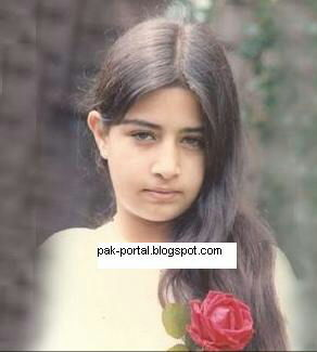 Atiqa Odho ' s childhood picture. She was so lovely. #apml #pti #mqm #ppp #zulfiqarmirza #pakistan #anp