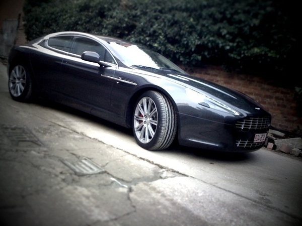 Baby! Let's get out for the weekend NOW! #astonmartin #rapide #autospot