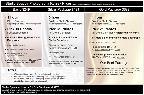 In-Studio Boudoir Photography Rates / Prices by Product Photography ...: www.mobypicture.com/user/TorontoBoudoirPhotog/view/14350843