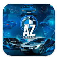 app-etiser | The A-Z of BMW in 2012 | interactive magazine on great stuff about the best beamers http://bit.ly/AesdNg