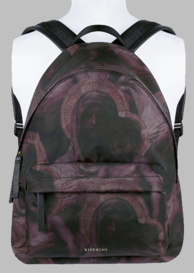 Sneak peek! Givenchy's backpack pre spring '13 collection