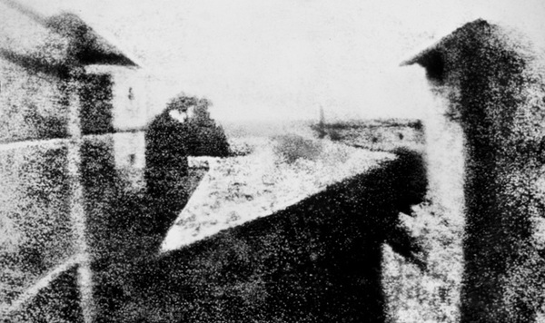 Before there was Instagram, there was NIÉPCE: World's oldest photo on view in Germany http://j.mp/RcI16B