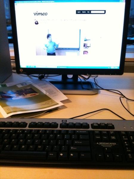 @binnenpretjes Mooie montage van @hansmestrum #mkbkr8 http://www.vimeo.com/8694255