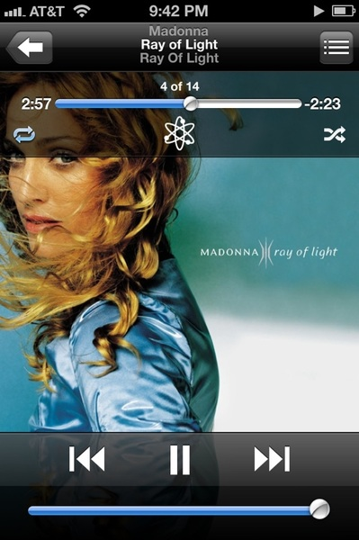 My Baby's giving me the Bizz tonight    #Madonna QUEEN 