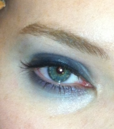 Smolder Eye Kohl  Feel the love. The most versatile product in my makeup bag  @toryburch  @MACcosmetics #nyfw