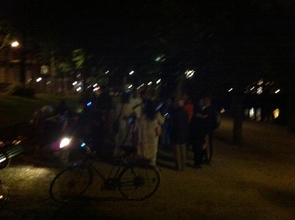 Supergoeie sfeer @RondjeBinnenhof's #Sprookjesnacht